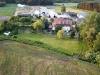 Nad Morusami (widok na dom z parkiem)