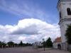 Plac Stefana Czarnieckiego - wyjazd w kierunku na Krypno i Morusy