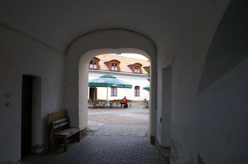 Plac Stefana Czarnieckiego - alumnat wojskowy